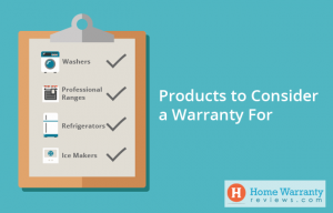 Products to Consider a Warranty For