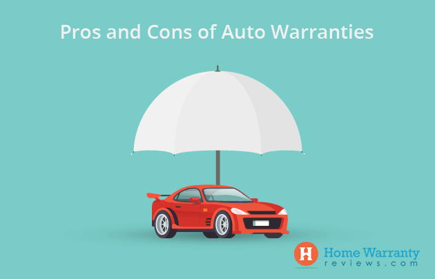 Pros and Cons of Auto Warranties