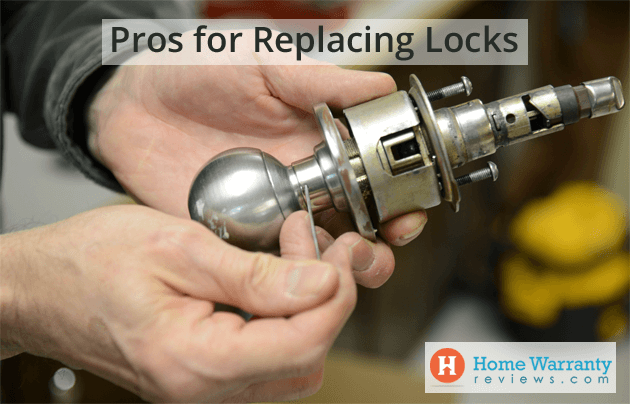 Pros for Replacing Locks