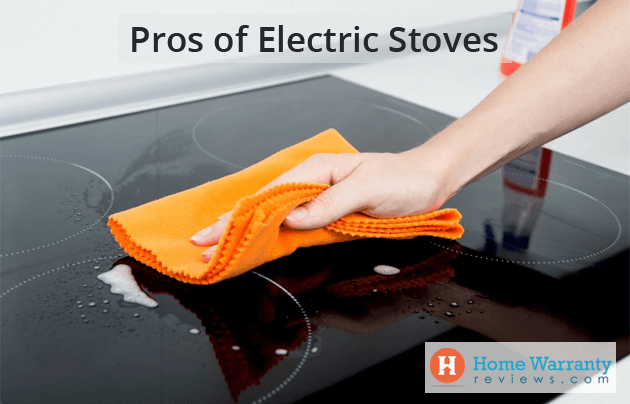 Pros of Electric Stoves