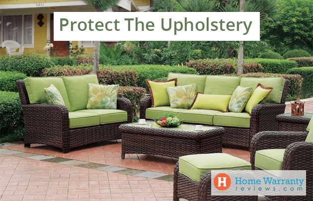 Protect The Upholstery