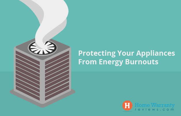 Protecting Your Appliances From Energy Burnouts