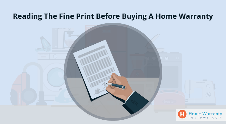 Reading The Fine Print Before Buying A Home Warranty