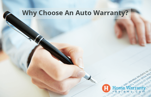 Reasons For Auto Warranty Sign Up