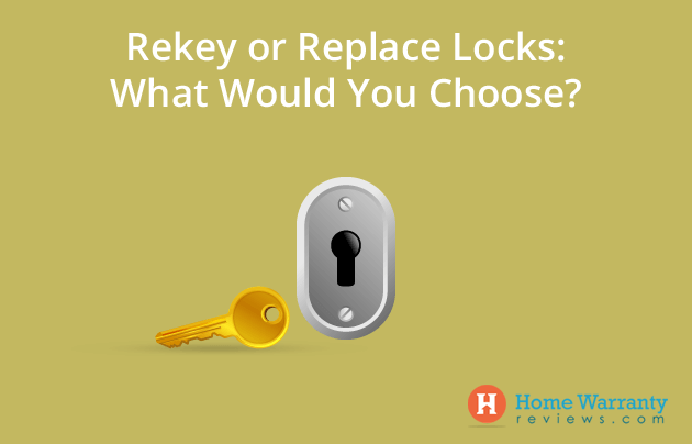 Rekey or Replace Locks What Would You Choose