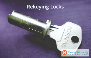 Rekeying Locks