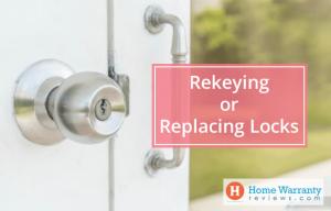 Replacing Locks