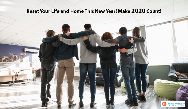 How to Reset Your Life and Home this New Year