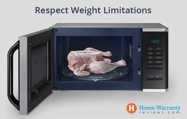 weight limitations