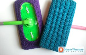 Reuse Swiffer Pads for Sweeper