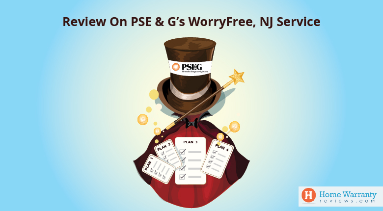 Review on PSE & G's WorryFree, NJ Service