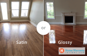 Satin or Hardwood HWR