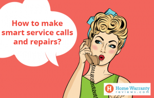 how to get home warranty to replace