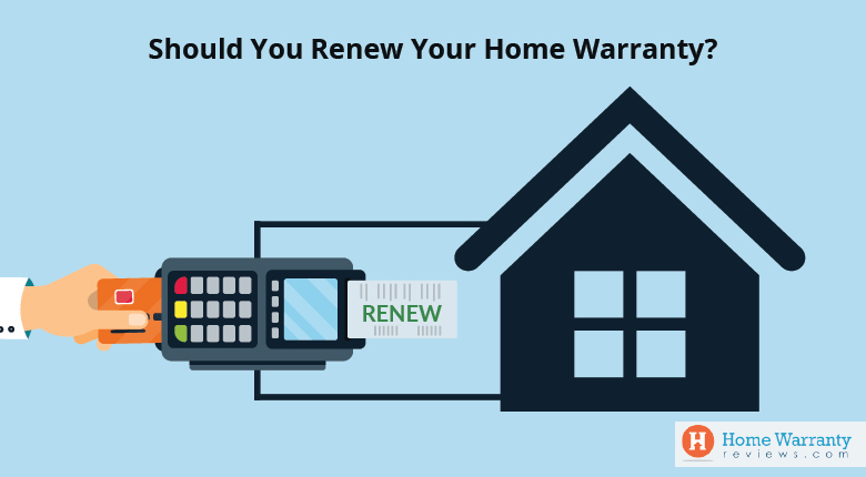 Should You Renew Your Home Warranty