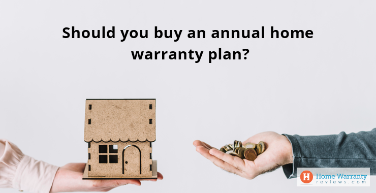 Should you buy an annual home warranty plan?