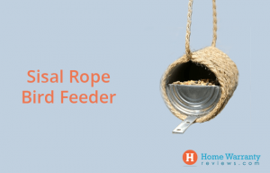 Sisal Rope Feeder