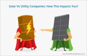 Solar Vs Utility, what a Homeowner can do about it?