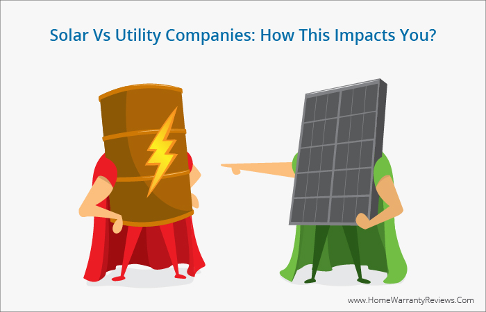 Solar Vs Utility Companies – Why This Concerns You?