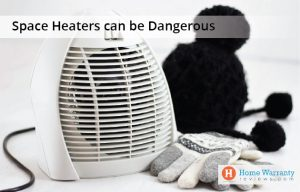 Space Heaters can be Dangerous