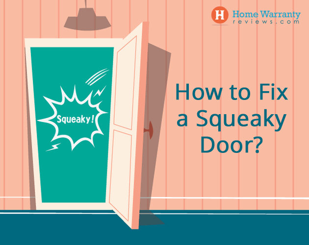 Fix A Squeaky Door