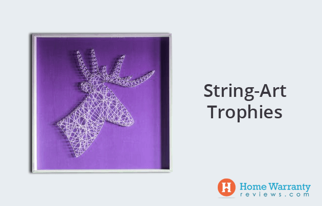 String-Art Trophies