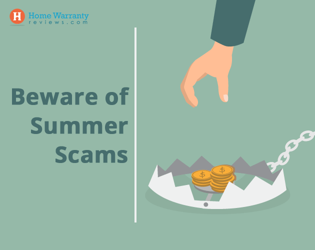 summer scams