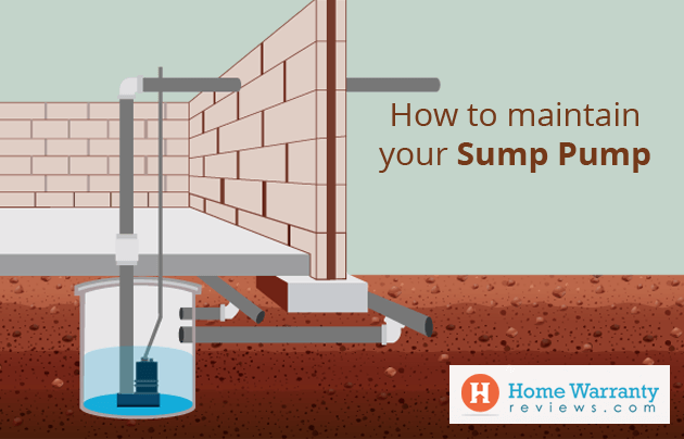 Sump Pump Maintenance Checklist