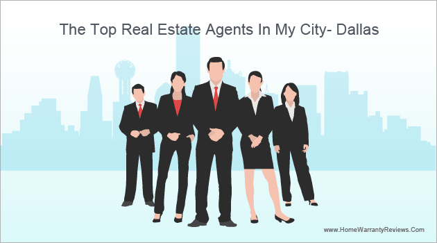The Top 7 Real Estate Agents in Dallas