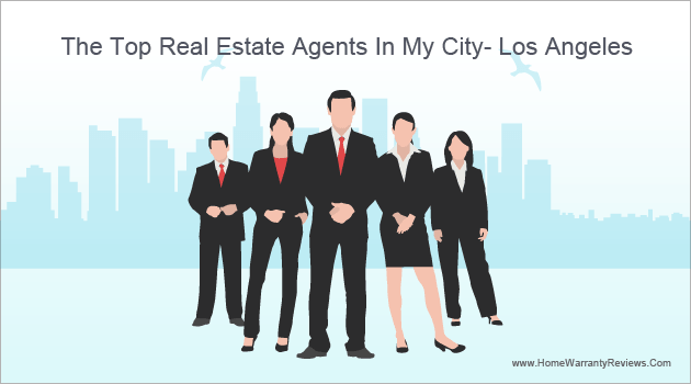 The Top 5 Realtors in Los Angeles