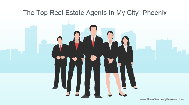 The Top 5 Real Estate Agents in Phoenix