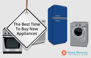 The Best Time To Buy New Appliances