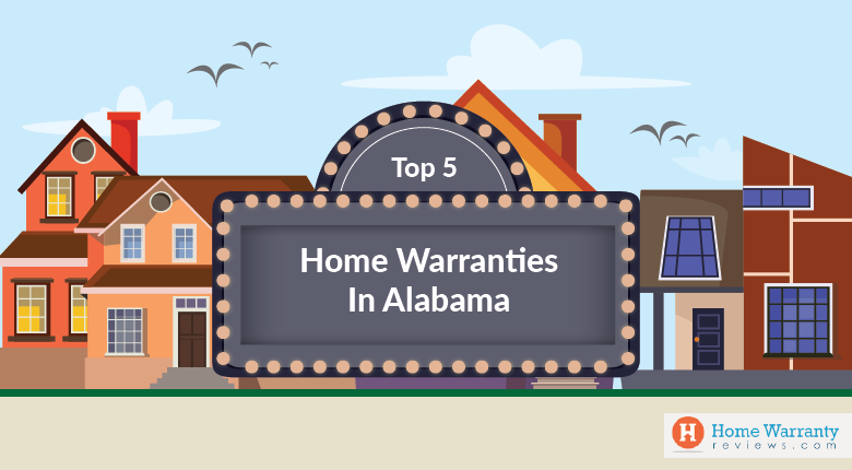 Top 5 Home Warranties in Alabama
