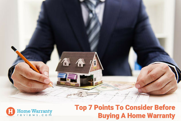 7 Things Every Homeowner Should Consider Before Buying A Home Warranty