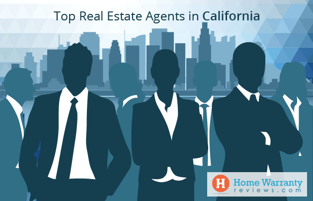 Top real estate agents in California