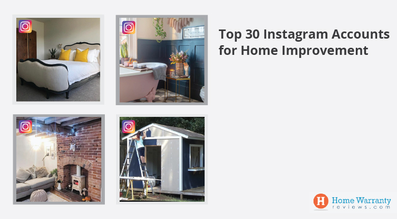 Top 30 Instagram Accounts for Home Improvement