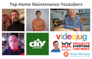 Top home maintenance youtubers and vloggers