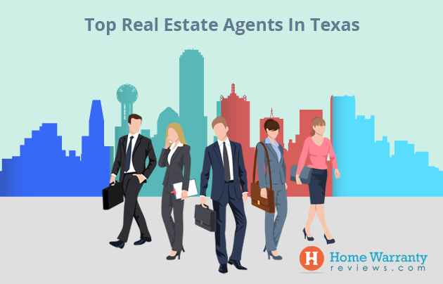 Who are Texas best real estate agents