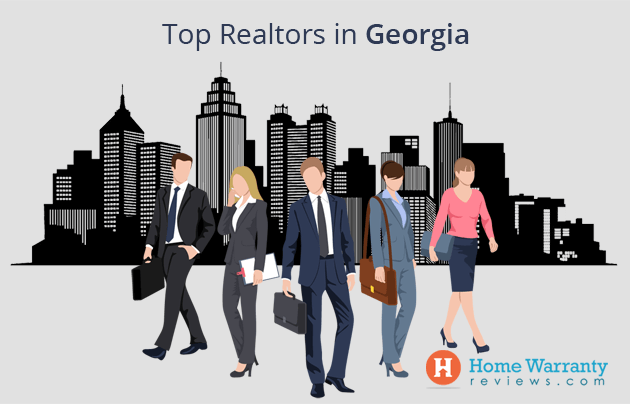 Top Realtors in Georgia