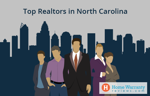 Top Real Agents in North Carolina