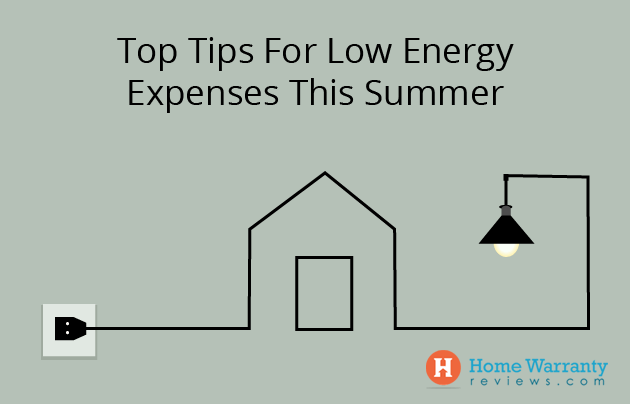 Top Tips for Low Energy Expenses This Summer