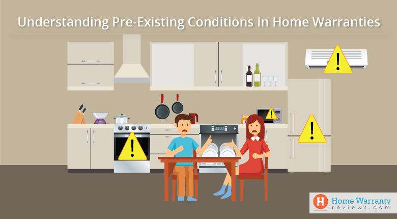 Why Do Home Warranties Have Pre Existing Conditions Video Included