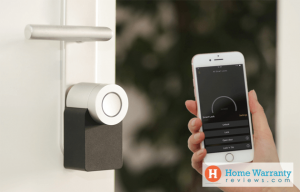 Use Smart Lock to Secure the Front Door