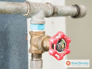 Use The Main Water Valve