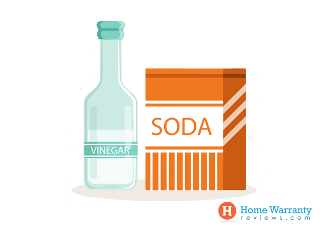 Vinegar and Soda