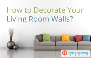how to decorate your living walls