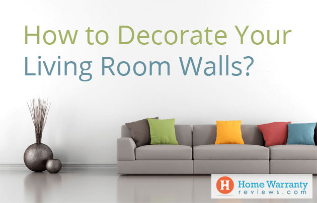 How to Decorate Your Living Room Walls?