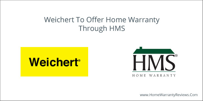 Weichert to offer Home Warranty through HMS