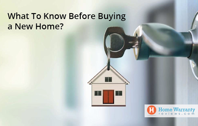 What To Know Before Buying a New Home