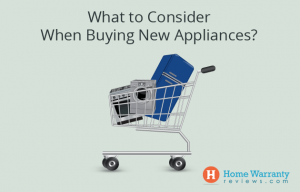 What to Consider When Buying New Appliances?