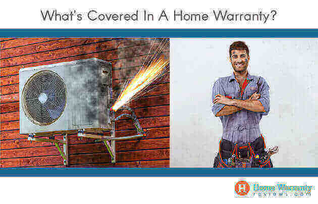 Things Covered and Not Covered in a Home Warranty
